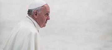 Папа Римский выругался, когда говорил о событиях в Украине