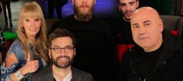 Иван Дорн засветился на российском ТВ в компании Пригожина и Валерии