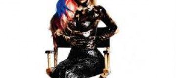 Леди Гага намазалась нефтью для фотосессии