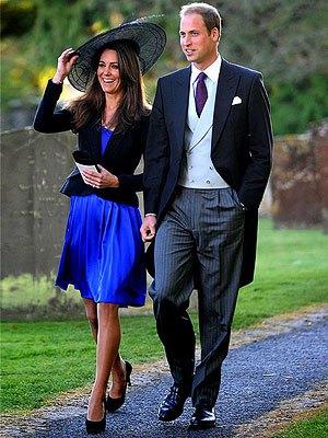 Супруга принца Уильяма стала самой стильной женщиной Англии
