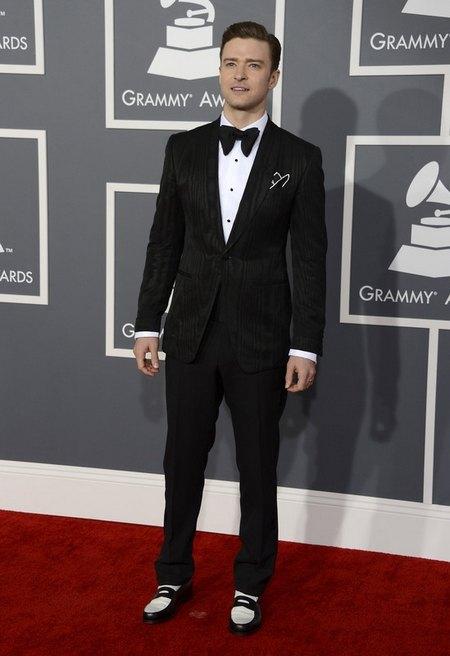 Американский певец Джастин Тимберлейк