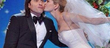 Брежнева и Ревва поженились