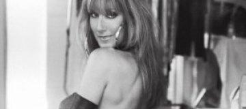 44-летняя Селин Дион разделась для журнала