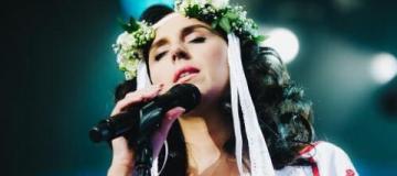 """""""Незручна співачка"""" Джамала нашла себя в учебнике украинского языка"""