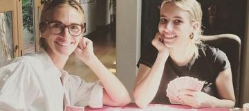 Джулия Робертс завела Instagram