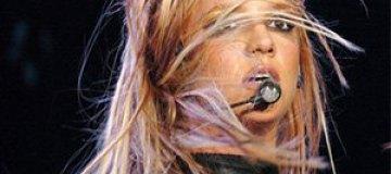Бритни Спирс оконфузилась во время своего концерта