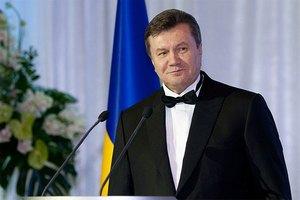Янукович еще не придумал, где ему праздновать Новый год