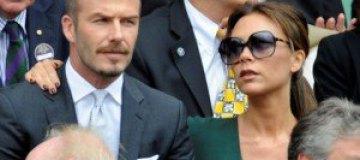 Виктория Бэкхем критикует одежду мужа
