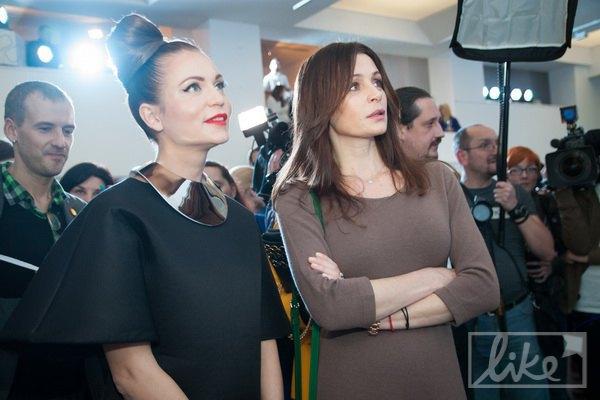 Ольга Ломака в восторге от собственных работ