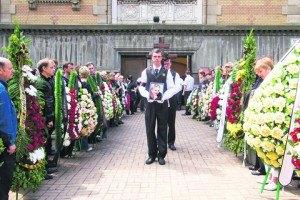 В Одессе похоронили джаз-королеву Татьяну Боеву