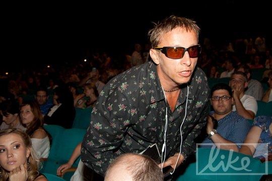 Иван Охлобыстин приехал на концерт с семьей