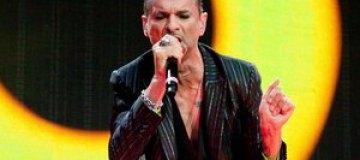 Depeche Mode отыграли концерт в Киеве