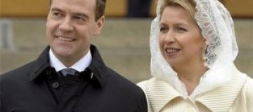 Жена Медведева в Италии сняла шикарный отель целиком