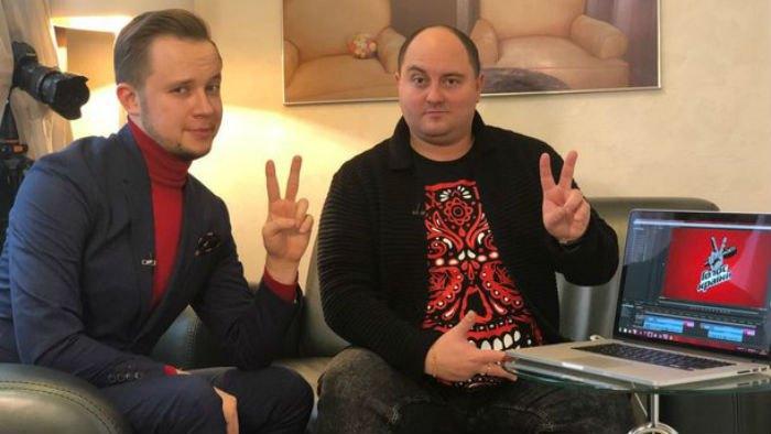 Юрий Ткач и Артем Гагарин