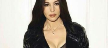 Знойная Моника Белуччи снялась в откровенной фотосессии