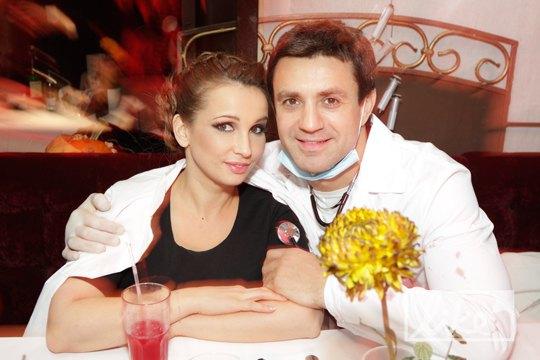 Анфиса Чехова и Николай Тищенко