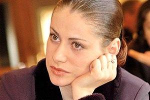 Анна Ковальчук перестала скрывать сына