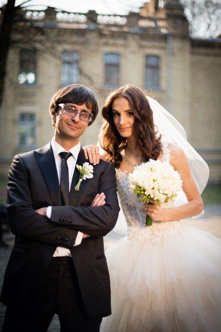 Антон Фридлянд женился