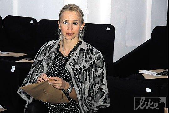 Женя Андрея Задорожного Ирина Турбаевская