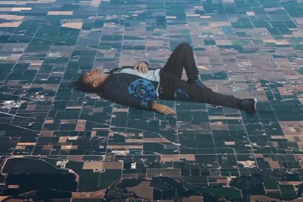Кадр из клипа Up & Up