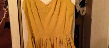 Фото обнаженной продавщицы желтого платья взорвало Интернет