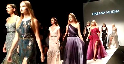 Венская неделя моды началась с показов украинских дизайнеров