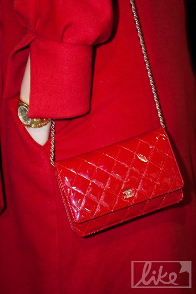 Большинство украинских vip-ов отдают предпочтение сумкам от Chanel