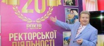 Михаил Поплавский отпраздновал 20-летие ректорства