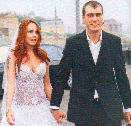 Брак Марины Максимовой (МакSим) и Алексея Луговцева продержался три года