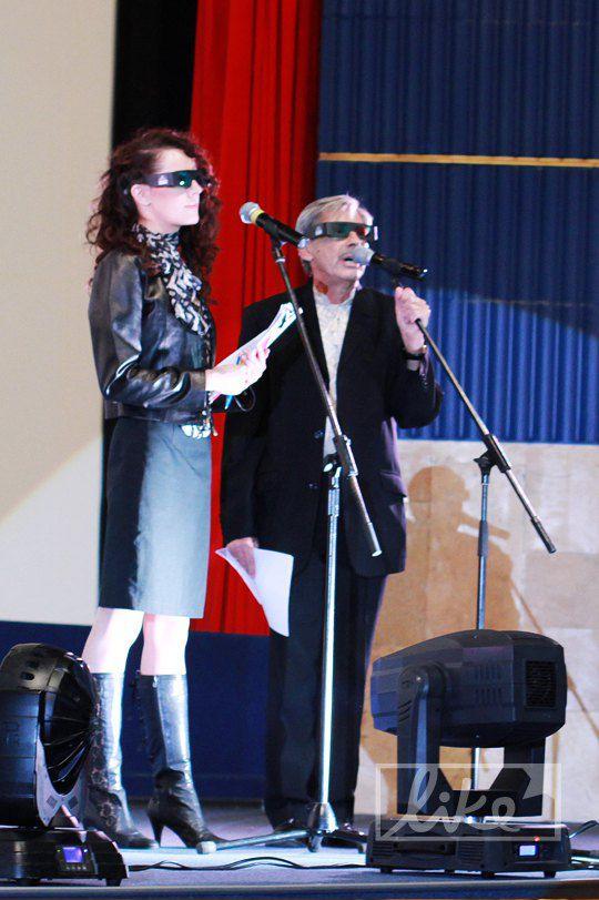 Директор кинофестиваля Андрей Халпахчи