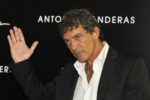 Антонио Бандерас стал лицом жевательной резинки