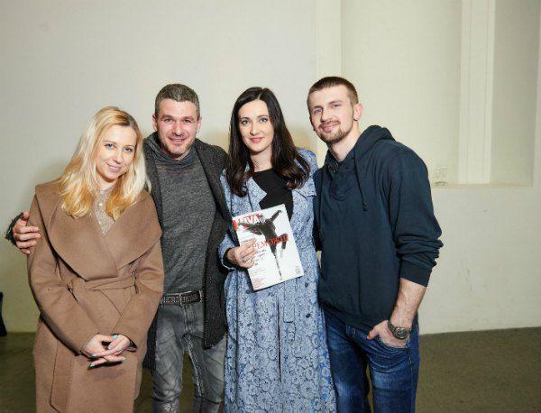 Тоня Матвиенко, Арсен Мирзоян, Соломия Витвицкая, Юрий Веселовский
