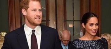 Герцог и герцогиня Сассекские завели страницу в Instagram