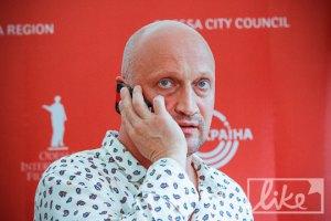 Гошу Куценко наказали за мат