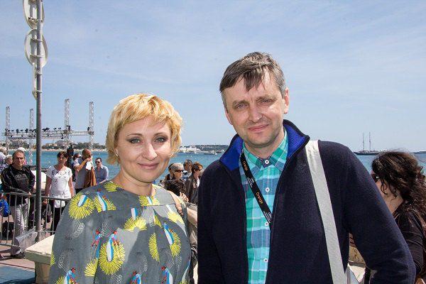 Виктория Тигипко и Сергей Лозница