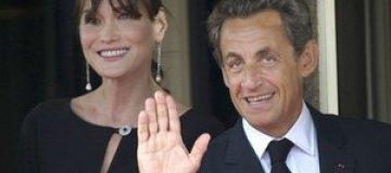 Карла Бруни рассказала, за что любит Саркози