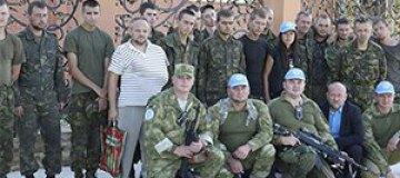 Руслана освободила 16 военопленных из зоны АТО