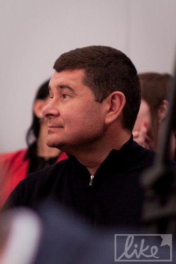 Бизнесмен Александр Онищенко интересуется модой