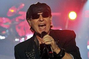 Scorpions спел пациенту московского хосписа