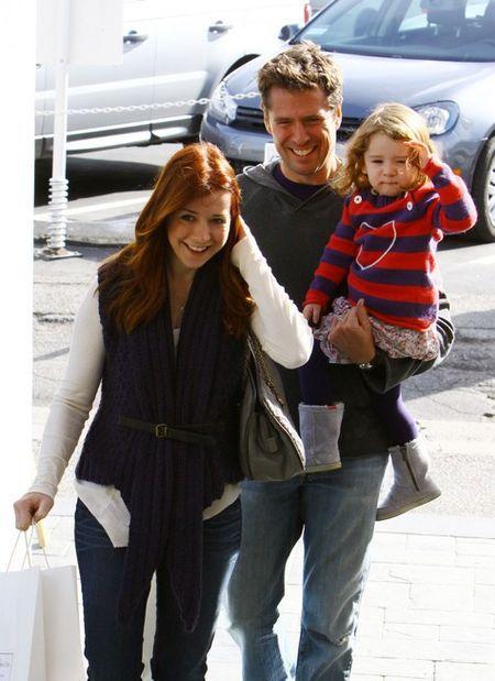 Скоро в семье актрисы появится еще один малыш
