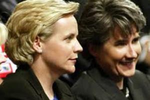 Дочь экс-вице-президента США Дика Чейни женилась на подруге
