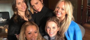 "Снова вместе? Виктория Бэкхем опубликовала фото звездного состава ""Spiсe Girls"""