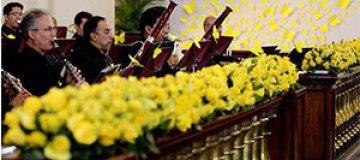 Поклонники Габриэля Гарсиа попрощались с писателем тысячами бабочек