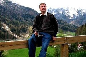 Тарас Черновол проведет каникулы в палатке