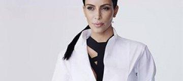 Элегантная Ким Кардашьян появилась на страницах глянца