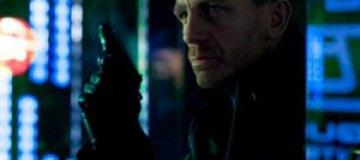 Опубликован первый кадр из нового фильма о Бонде
