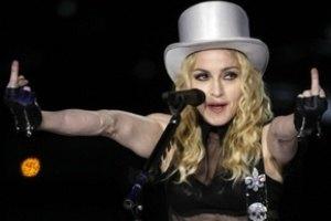 Мадонна хочет стать президентом США