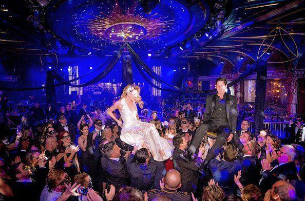 Свадьба Макса и Петы зимой этого года