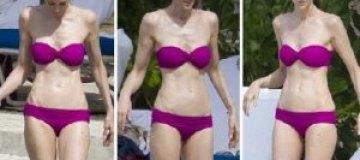 51-летняя жена Маккартни показала фигуру на пляже