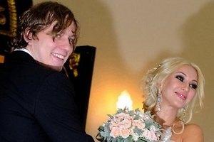 Кудрявцева поздравила мужа с первым юбилеем